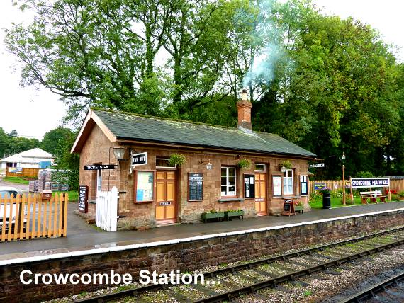 British Train Stations