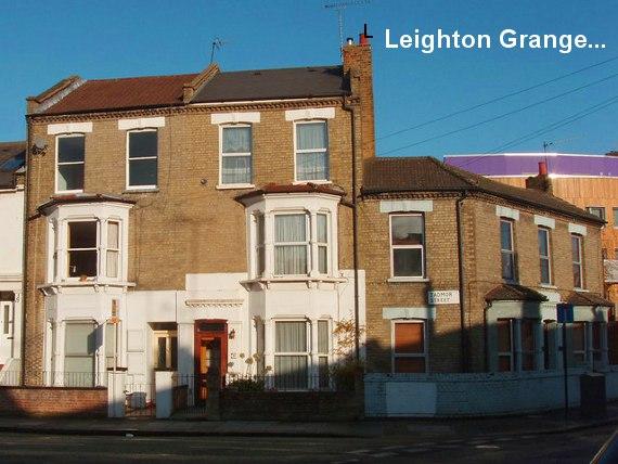 English Semi-Detached House