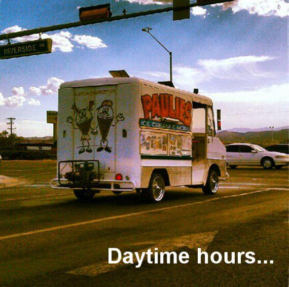 Ice Cream Truck New Mexico