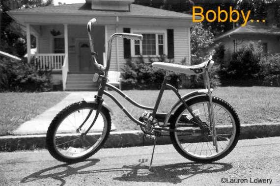 Banana Bike 1970s