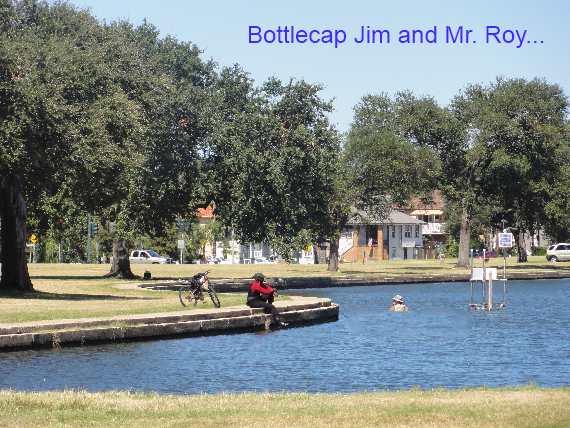 Bayou Scene