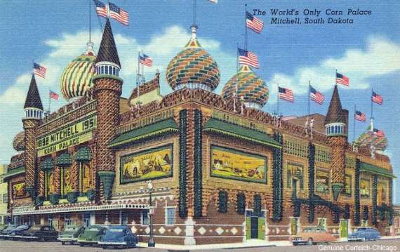 Corn Palace Mitchell, South Dakota