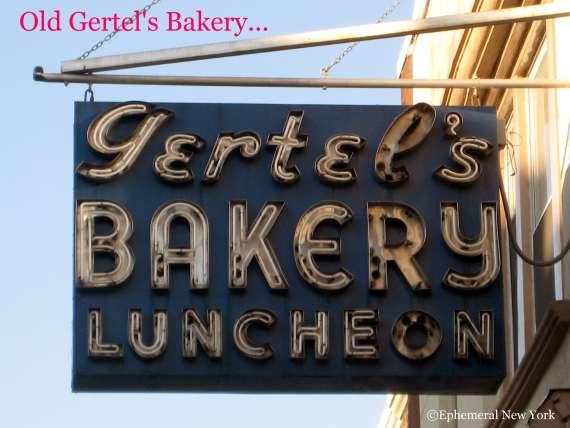 Gertel's Bakery