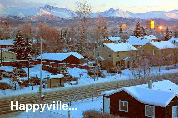 Alaska Towns