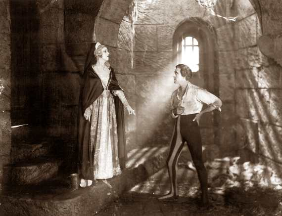 John Barrymore as Don Juan