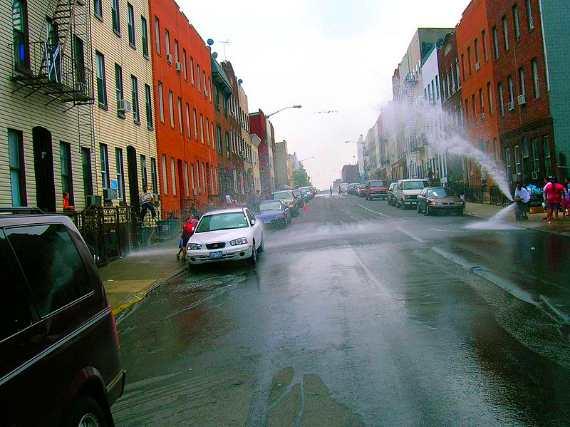 Brooklyn Fire Hydrants