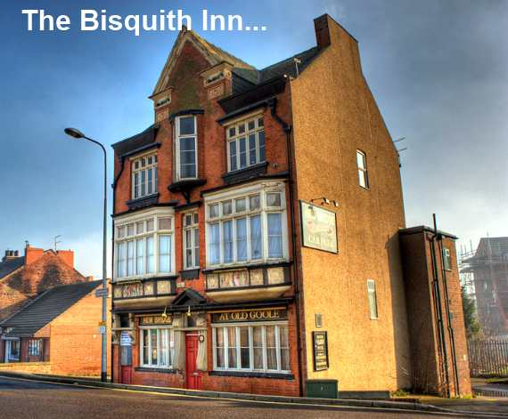 New Bridge Hotel at Old Goole