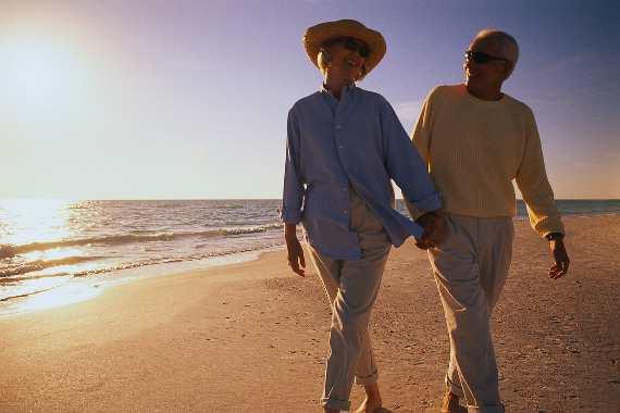 Older Newlyweds