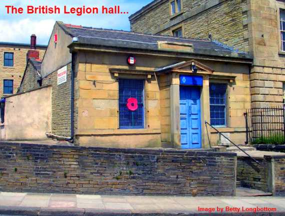 The Royal British Legion Hall