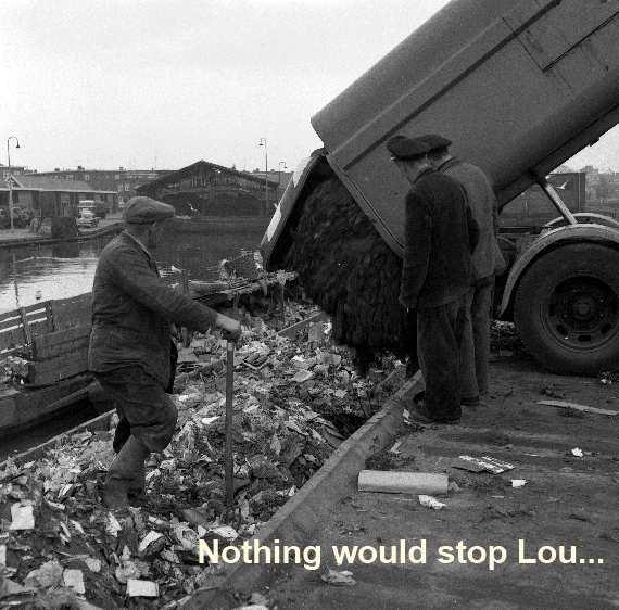 Sanitation Men