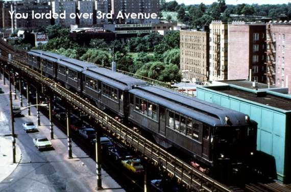 Third Avenue El