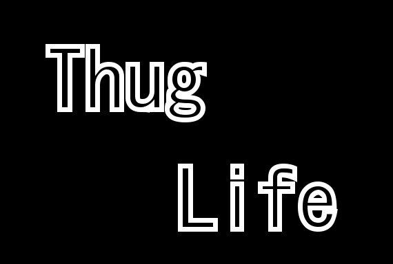 Thug Poetry