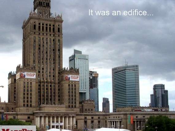Warsaw Palace of Culture