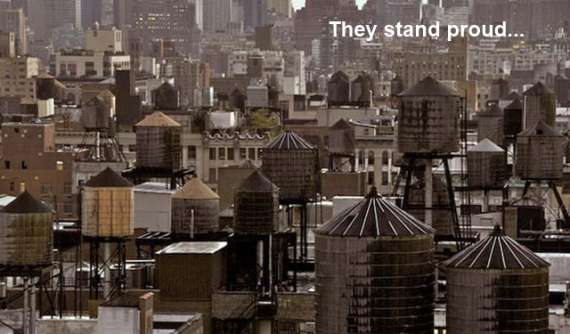 Water Towers New York City