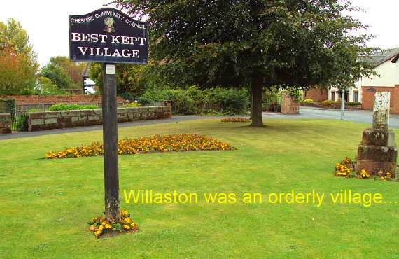 Willaston Village Green