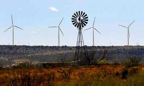 McCamey Wind Farm