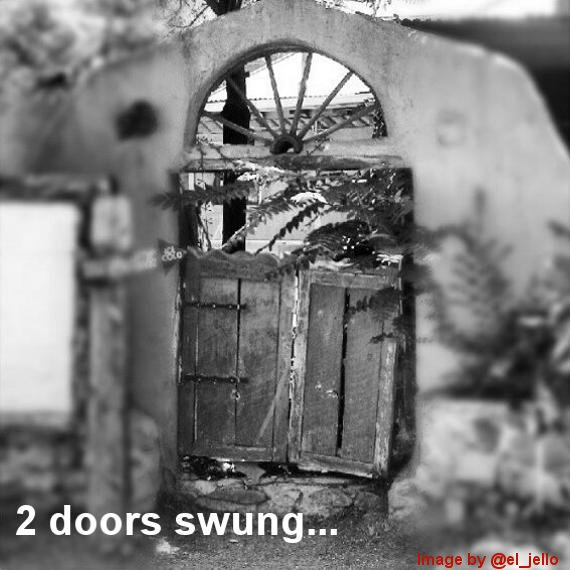 Swinging Doors