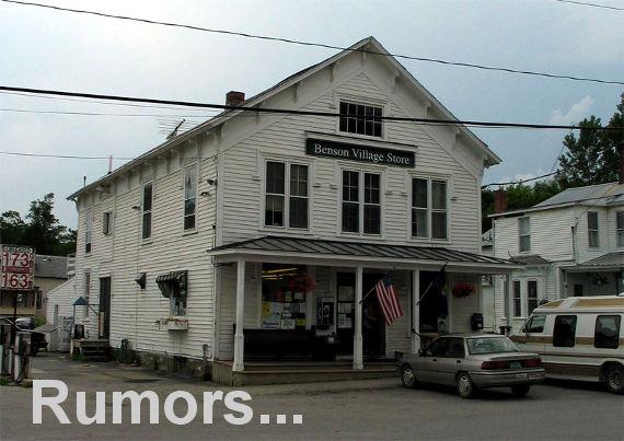 Benson, Vermont