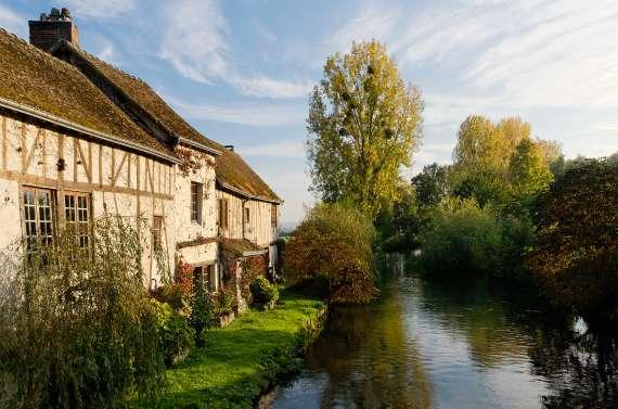 English Stone Cottages