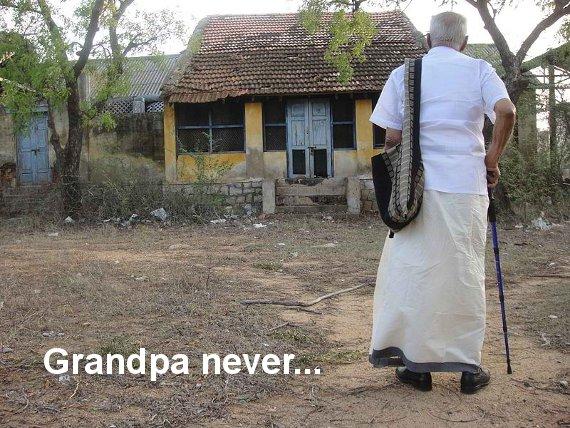 Memories of Grandpa