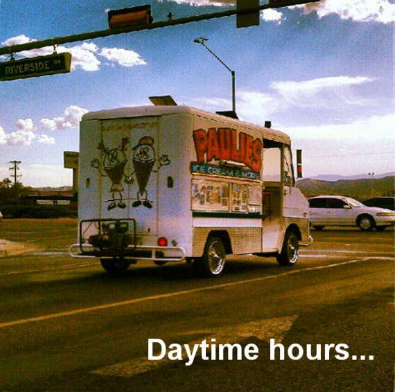 Ice Cream Truck New Mexico