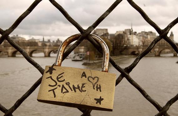 Ponte Milvio, Paris
