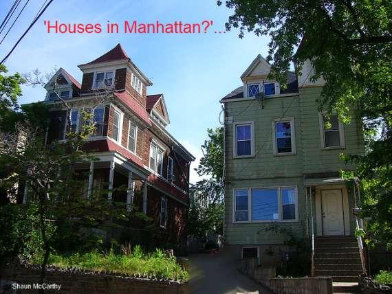 Marble Hill Manhattan