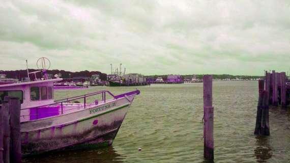 Montauk Boats