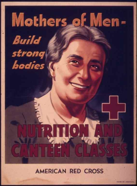 Mothers of Men Build Strong Bodies