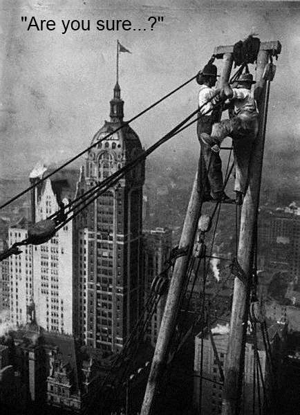 New York Construction Workers