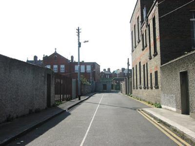 School Laneway