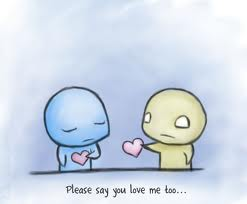 I care coz i love you so dont cry!!!