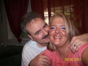 My loving husband and I