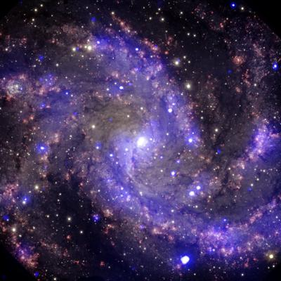 brain storm set the cosmos afire!