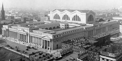 Old Penn Station, New York City